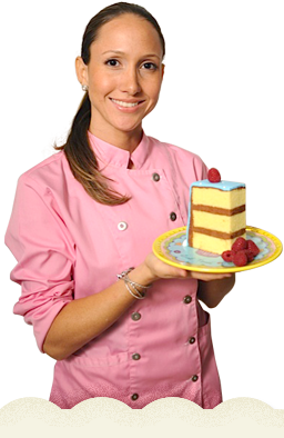 Syliva Rosenberg, Founder and Head Chef of We Heart Cakes